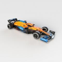 Las fotos del McLaren MCL35M de F1 2021 Foto 8