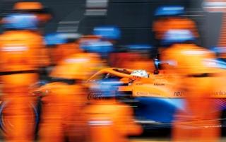 Las fotos del McLaren MCL35M de F1 2021 Foto 13