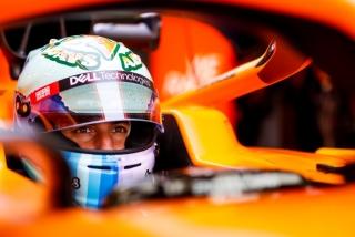 Las fotos del McLaren MCL35M de F1 2021 Foto 14