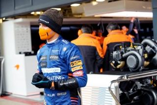 Las fotos del McLaren MCL35M de F1 2021 Foto 16
