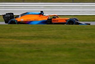 Las fotos del McLaren MCL35M de F1 2021 Foto 17