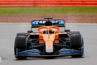 Las fotos del McLaren MCL35M de F1 2021 Foto 18