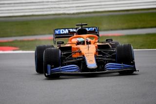 Las fotos del McLaren MCL35M de F1 2021 Foto 20