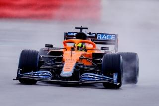 Las fotos del McLaren MCL35M de F1 2021 Foto 22
