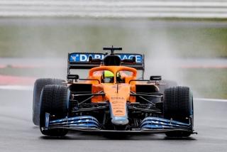 Las fotos del McLaren MCL35M de F1 2021 Foto 23