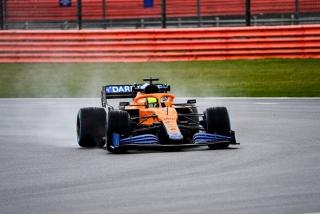 Las fotos del McLaren MCL35M de F1 2021 Foto 24