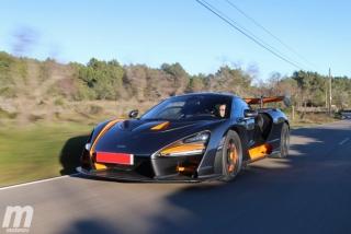 Fotos del McLaren Senna Foto 6