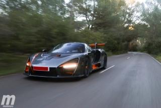 Fotos del McLaren Senna Foto 8