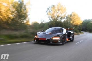 Fotos del McLaren Senna Foto 10