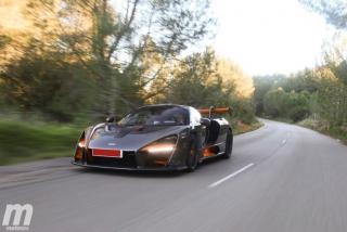 Fotos del McLaren Senna Foto 11