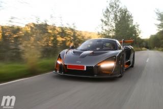 Fotos del McLaren Senna Foto 14
