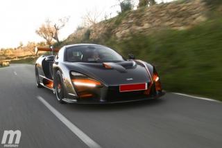 Fotos del McLaren Senna Foto 19