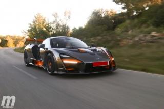 Fotos del McLaren Senna Foto 21