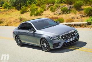 Fotos Mercedes-AMG E 43 Foto 16