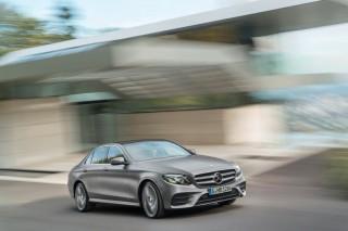 Foto 1 - Fotos Mercedes-Benz Clase E 2016