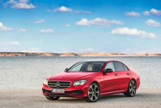 Foto 2 - Fotos Mercedes-Benz Clase E 2016