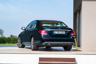 Foto 3 - Fotos Mercedes-Benz Clase E 2016