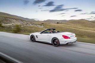 Foto 1 - Fotos Mercedes-Benz SL y Mercedes-AMG SL 2016