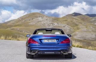 Foto 3 - Fotos Mercedes-Benz SL y Mercedes-AMG SL 2016