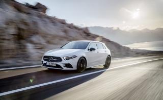 Fotos Mercedes Clase A 2018 - Foto 2