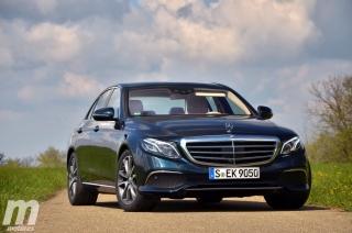 Foto 1 - Fotos Mercedes Clase E 2016