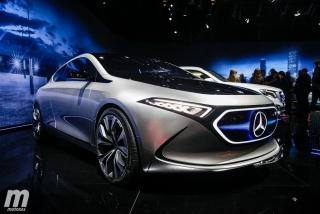 Fotos Mercedes en el Salón de Ginebra 2018 - Foto 2