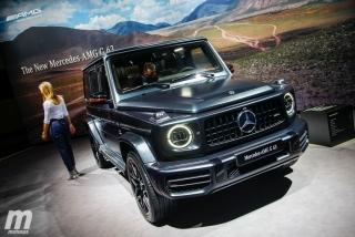Fotos Mercedes en el Salón de Ginebra 2018 - Foto 4