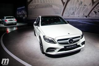 Fotos Mercedes en el Salón de Ginebra 2018 - Foto 5