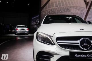 Fotos Mercedes en el Salón de Ginebra 2018 - Foto 6
