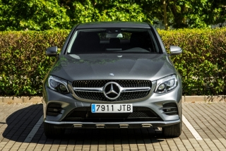 Fotos Mercedes GLC 220 d 4MATIC Coupé Foto 4