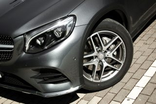 Fotos Mercedes GLC 220 d 4MATIC Coupé Foto 8