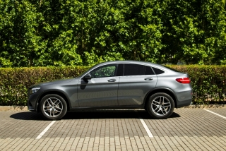 Fotos Mercedes GLC 220 d 4MATIC Coupé Foto 13