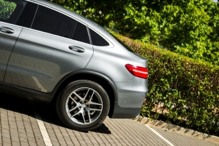 Fotos Mercedes GLC 220 d 4MATIC Coupé Foto 14