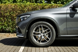Fotos Mercedes GLC 220 d 4MATIC Coupé Foto 15