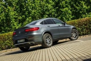 Fotos Mercedes GLC 220 d 4MATIC Coupé Foto 23