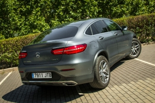 Fotos Mercedes GLC 220 d 4MATIC Coupé Foto 26