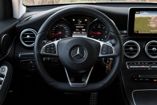 Fotos Mercedes GLC 220 d 4MATIC Coupé Foto 31