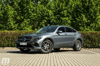 Fotos Mercedes GLC 220 d 4MATIC Coupé Foto 41