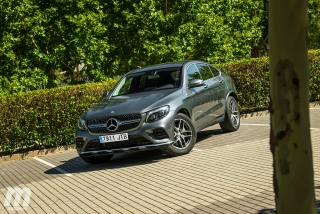 Fotos Mercedes GLC 220 d 4MATIC Coupé Foto 42