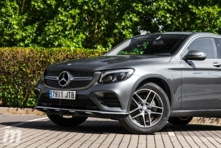 Fotos Mercedes GLC 220 d 4MATIC Coupé Foto 43
