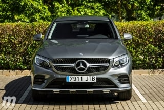Fotos Mercedes GLC 220 d 4MATIC Coupé Foto 44