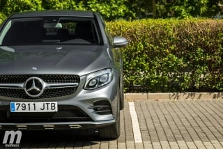 Fotos Mercedes GLC 220 d 4MATIC Coupé Foto 45
