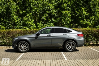 Fotos Mercedes GLC 220 d 4MATIC Coupé Foto 53