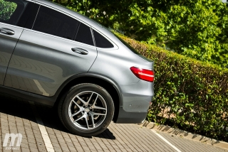 Fotos Mercedes GLC 220 d 4MATIC Coupé Foto 54