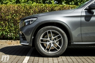 Fotos Mercedes GLC 220 d 4MATIC Coupé Foto 55