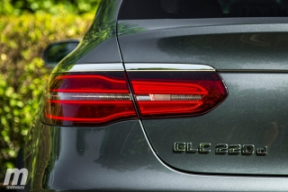 Fotos Mercedes GLC 220 d 4MATIC Coupé Foto 58