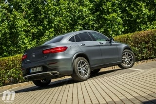 Fotos Mercedes GLC 220 d 4MATIC Coupé Foto 63