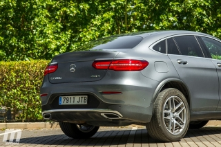Fotos Mercedes GLC 220 d 4MATIC Coupé Foto 64