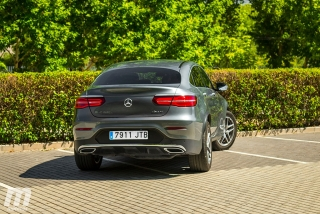 Fotos Mercedes GLC 220 d 4MATIC Coupé Foto 65