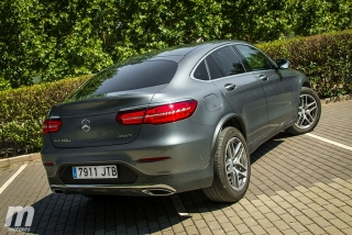 Fotos Mercedes GLC 220 d 4MATIC Coupé Foto 66